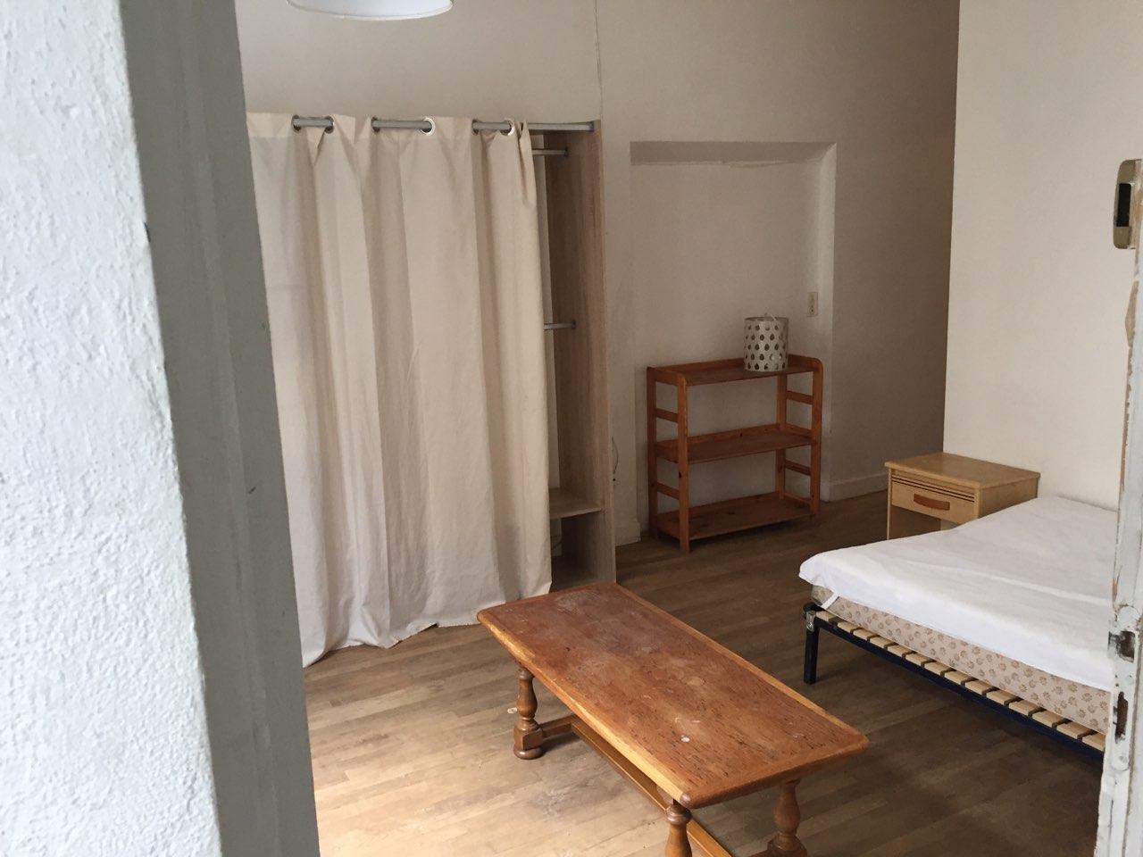 chambre à coucher / salon